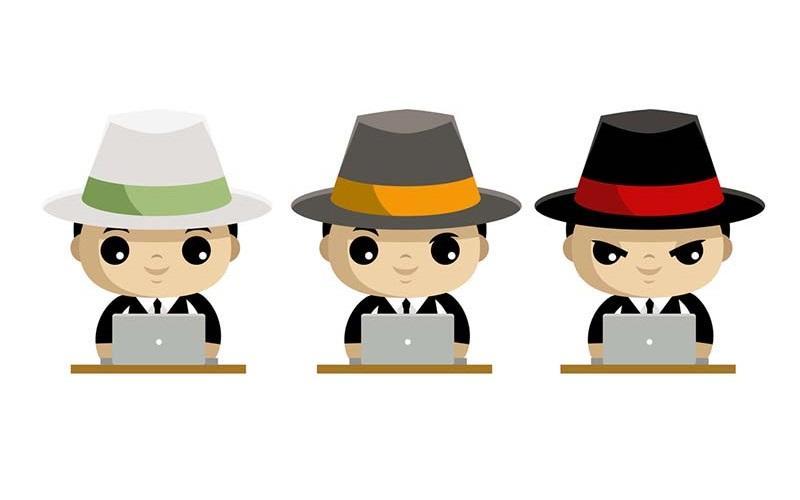 سئو کلاه سفید و کلاه سیاه چیست؟